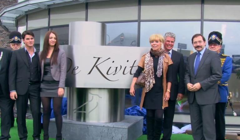 Kivit staalbouw - opening de Kivit - Stein