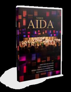 DVD te koop Aida - weekend opera Utrecht - TASK4 Studios